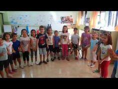 ACTIVIDAD MUSICAL INFANTIL 5 AÑOS (LLUEVE,LLUEVE) - YouTube
