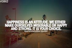 It is your choice.