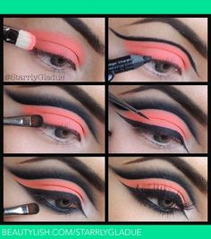 Cut crease - stage