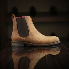 We are unequivocally passionate about fine footwear, and we want to share that passion with our fellow shoe enthusiasts. Saint Crispin, Rider Boots, Shoe Manufacturers, Bespoke Tailoring, Designer Boots, Classic Man, Men S Shoes, Chelsea Boots, Kicks