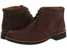 "Clarks Meldon Top  Simple comfortable pair of chukkas.  Worn with jeans and slacks to give a boot feel without having to wear the 6"" boot."