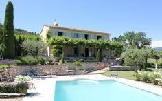 Les Pres Fleuris in the Luberon National Park in #Provence. http://www.redsavannah.com/villas-ski/europe/france/provence/les-pres-fleuris/overview/