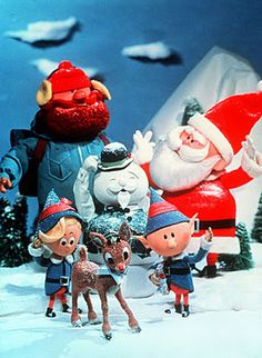 rudolph the red nosed reindeer 1964 till this day i still walk this every year