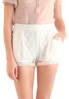 Everyday Dainty Shorts
