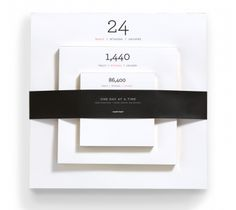 Liz Caan Interiors — One Day at a Time Notepad Set