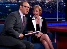 #CarolBurnett Answers Audience Questions On ' #TheLateShowWithStephenColbert '