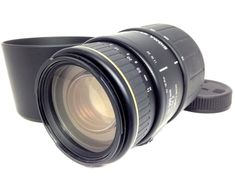 **EXC** SIGMA AF 70-300mm F4-5.6 D APO MACRO w/hood for Nikon From Japan #Sigma