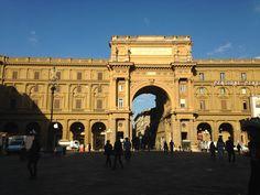 Piazza della Repubblica, Florence