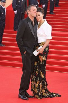 Vincent Cassel, Monica Bellucci, Suits, Formal, Photos, Fashion, 14 Year Old, Weddings, Preppy