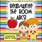 Get your students moving and learning their letter sounds all at the same time with this read/write the room game!Cut and laminate the cards. Pl...