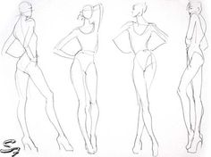 Image result for fashion drawing templates female