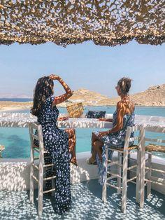 Spilia, Mykonos - The Londoner Mykonos Greece, Crete Greece, Athens Greece, Greece Photography, Travel Photography, Santorini, Greece Girl, Greece Style, Greece Outfit