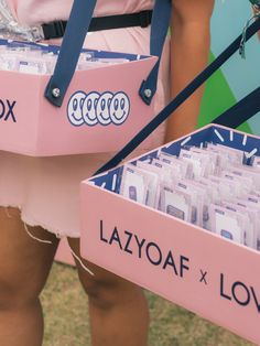 Lazy Oaf x Lovebox Marketing Report, 15 Year Anniversary, Lazy Oaf, Festival Looks, Branding, Things To Sell, Boxes, 15 Birthday, Festival Style