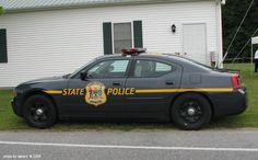 Delaware, Delaware State Police Dodge Charger vehicle.