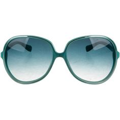 Oliver Peoples Sofiane Oversize Sunglasses (€44) ❤ liked on Polyvore featuring accessories, eyewear, sunglasses, green, oversized glasses, over sized sunglasses, oliver peoples, oliver peoples eyewear and oliver peoples sunglasses
