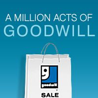 The semi-annual Goodwill Sale, taking place September 19 through October 5, rewards shoppers for donating gently used clothing to any of the 272 Bon-Ton Stores locations. For each donation, donors will receive a coupon to purchase the latest fall fashions at their local Bon-Ton, Bergner's, Boston Store, Carson's, Elder-Beerman, Herberger's or Younkers stores.