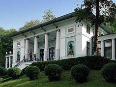 Wagner Villa I  1886-88 by Otto Wagner