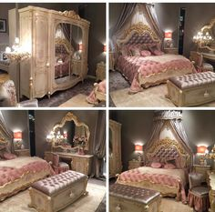 Wow, fit for a princess!