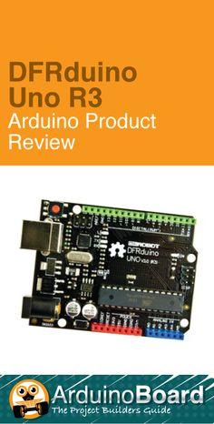 DFRduino  Uno R3 :: Arduino Product Review - CLICK HERE for review http://arduino-board.com/boards/dfrduino-uno-r3