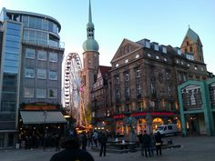 "Der ""Alte Markt"", Dortmunds gute Stube."