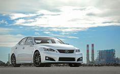Lexus IS F 2012 HD Wallpaper