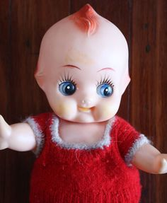 Kewpie doll... I had one.... it was my favourite...