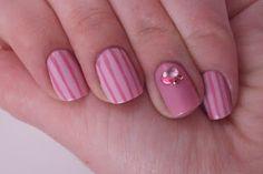 Polish Art Addiction: Pink Skittles