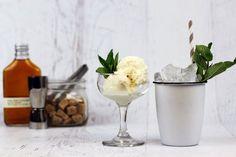 Kentucky #Derby Recipe: King's County Mint Julep Ice Cream (http://blog.hgtv.com/design/2014/04/29/kentucky-derby-recipe-kings-county-mint-julep-ice-cream/?soc=pinterest)
