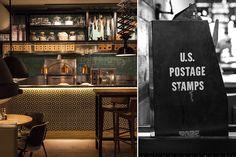 "Bar-Restaurant concept ""Stan & Co"" Utrecht (The Netherlands). Horeca Stylist Rein Rambaldo"