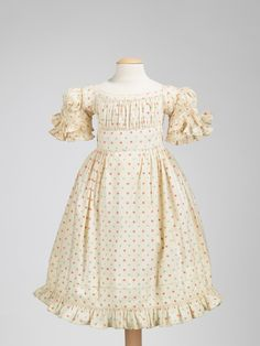 Date: 1820–29: cotton  Ensemble | American | The Met