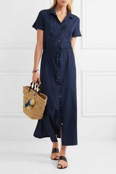 Heidi Klein | Hamptons voile shirt dress | NET-A-PORTER.COM