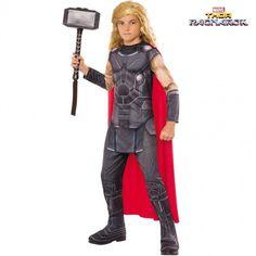 Déguisement Thor Ragnarok pour garçon #costumespetitsenfants #nouveauté2017