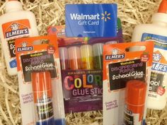 Thrifty Nifty Mommy: Celebrate Back to School with an Elmer's Giveaway