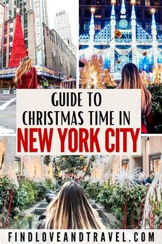 Traveling to NYC during the winter holidays? Here are the best things to do in New York City during the Christmas time holidays in December from a New Yorker! #NYC #Newyorkcity | NYC Travel | NYC Christmas bucket list | NYC during the Winter | Holidays in NYC | NYC Christmas things to do in | Dyker heights Christmas lights | Bryant Park Christmas village | Rolfs NYC | New York Holidays | New York Winter tips | NYC Christmas photos | NYC holiday markets | New York holidays | NYC holiday tips Christmas Things To Do, New York Christmas, Christmas Photos, Christmas Lights, Christmas Time, Christmas Markets, Nyc Holidays, Winter Holidays, New York Trip