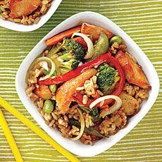 Chicken Fried Rice XXVI Recipe