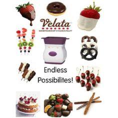 Mmmm yummy Belgium chocolate from Velata  http://abrady.velata.us