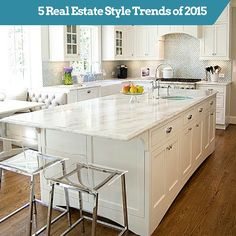 Homes are ever evolving in styles. Just look at what used to be popular for a home years ago like shag carpet, popcorn ceilings, formal dining rooms, etc. Here are a few real estate fads that are c...