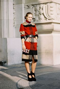 Paris Fashion Week SS 2014....Daria - Vanessa Jackman