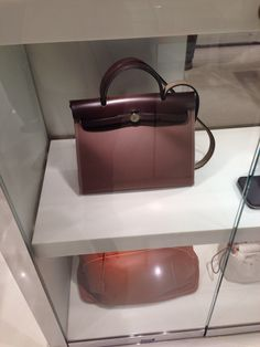 hermes multicolour handbag herbag