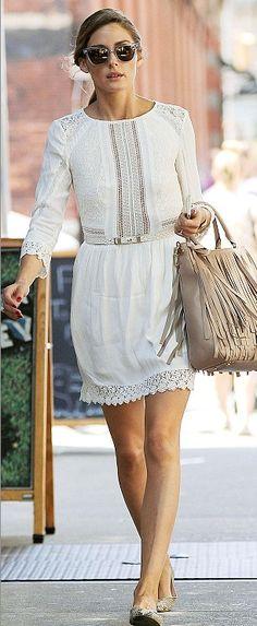 AIMEE DRESS - Heartloom Olivia Palermo