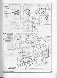 Les Chasseurs à pied de la Garde Impériale 1804-15. Cartridge box construction details