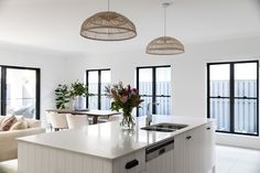 Ideal Home, Inspired Homes, Home, Hamptons Style Homes, New Home Builders, Bedroom With Ensuite, Home Builders, Spacious Living, Open Plan Living