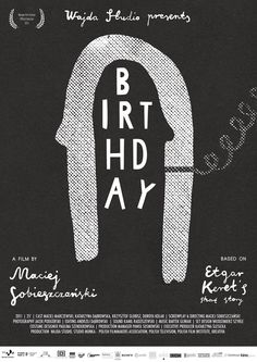 Birthday Art Cover Poster Visual Graphic Composition Mixer Artwork Design
