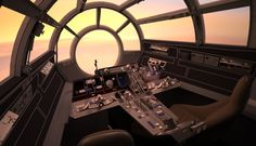 Screen Accurate Millennium Falcon Cockpit (CG Model) - Page 66