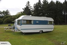 Our 1979 (possibly 1974) liteweight caravan