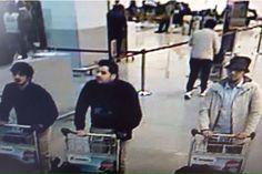 Un terroriste recherché par la police belge
