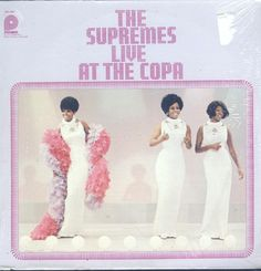 the supremes live at the copa vinyl - Google Search