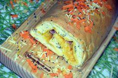A Culinária e Eu ...: Omelete souflée enrolada no forno