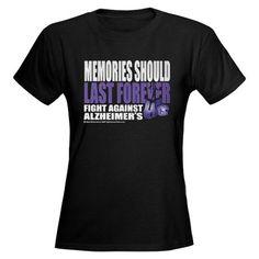 Memories Last Forever Women's Dark T-Shirt