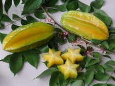 The Carambola Starfruit Kary is Excellent flavour, bright skin and juicy flesh with few seeds, bearing a summer and winter crop. Winter Crops, Fruit Flies, Bright Skin, Pest Control, Permaculture, Fresh Fruit, Harvest, Berries, Seeds